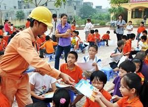 Năm 2014 EVN Hà Nội tiết kiệm trên 274 triệu kWh điện