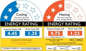 Dán nhãn hiệu quả năng lượng cho các thiết bị gia đình tại Australia
