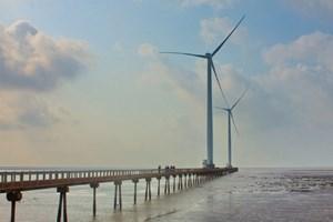 Điện gió - nguồn năng lượng tái tạo đầy tiềm năng của Sóc Trăng
