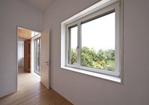 Energy Savings with plastic window