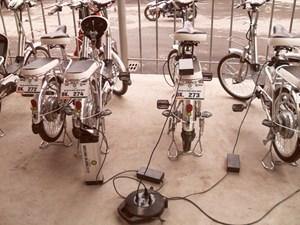 Dự án BK-Ebike: Năng lượng xanh, giao thông sạch