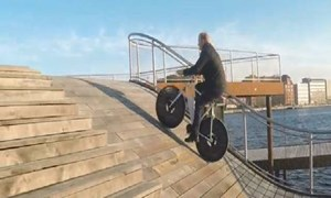 Xe đạp chạy bằng pin Mặt Trời