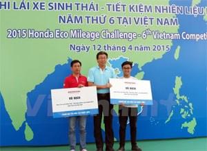 Xe máy tự chế tại Việt Nam lập kỷ lục về siêu tiết kiệm xăng