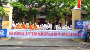 Quảng Nam: Đa dạng các hình thức tuyên truyền tiết kiệm điện