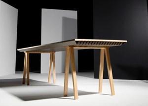 Elegant Zero-Energy Furniture can store heat and regulate indoor temperatures