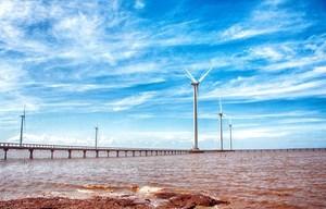 Bạc Liêu tiên phong khai thác nguồn năng lượng vô tận trên mặt biển