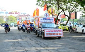 Thua Thien Hue Power Saving Public Communication Third Session in 2015
