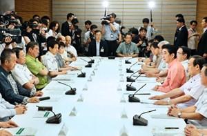 Japan's 'ambitious' energy-saving targets