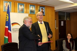 Germany Gives Millions for Namibia Energy Sector