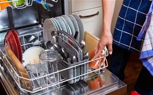 Mỹ dán nhãn năng lượng cho máy rửa bát dân dụng