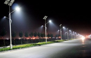 Mô hình thí điểm hệ thống chiếu sáng đô thị tiết kiệm và thân thiện môi trường
