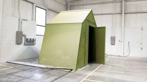 Origami-inspired shelter a turning point for military, disaster relief efforts