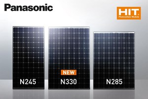 Panasonic Quickly Beats SolarCity's Solar Module Efficiency Record