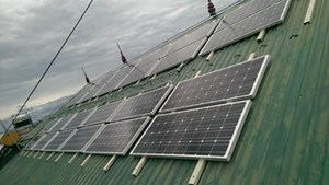 Quảng Trị: Ứng dụng công nghệ năng lượng mặt trời tại các vùng nông thôn