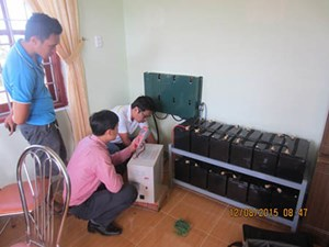 Quang Tri: Solar Technologies Applied in Rural Areas