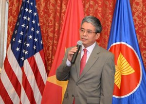 Strengthening the Cooperation and Development in Energy between Vietnam and the US