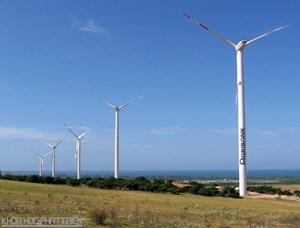 Điện gió sẽ là nguồn năng lượng chính của Quảng Trị