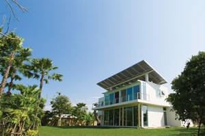 Ngôi nhà tích điện thông minh ở Thái Lan