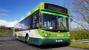 More buses to be fitted with green tech