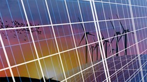 Bumper year for wind and solar in Scotland