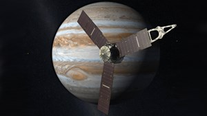 NASA's spacecraft breaks solar power record
