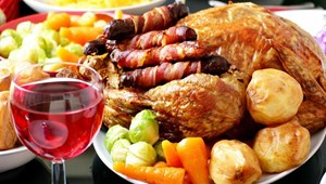 15,000 tonnes of Christmas leftovers converted into green energy