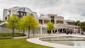 Holyrood joins Scotland's resource efficiency drive