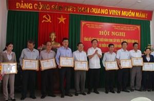 Hau Giang saved 12 million KWh in 2015
