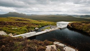 £13.5m hydro project underway in the Scotish Highlands