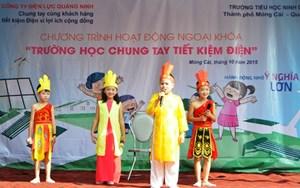 Quảng Ninh tiết kiệm 43,4 triệu kWh từ các chương trình tiết kiệm điện