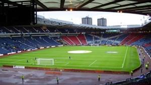 Sân vận động Scotland tiết kiệm 40.000 bảng nhờ theo dõi lượng nước