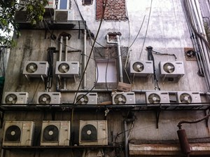 Government bans energy guzzling one-star air-conditioners in the Indian market