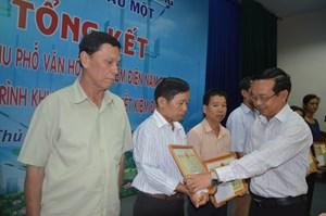 Thu Dau Mot saved VND9 billion with energy efficiency