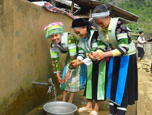 Cao Bang aims to provide 90% of rural population with drinking water