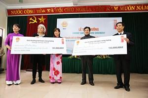 Energy Saving Awards to Ceramic Businesses in Kim Lan