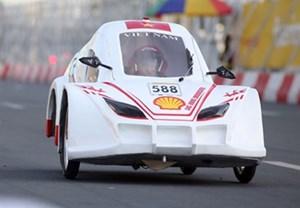 Vietnam to compete in Shell Eco-Marathon Asia 2016