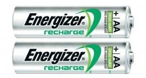 Pin sạc tái chế đầu tiên của Energizer