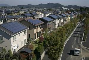 Tokyo phấn đấu tăng lượng điện sản xuất từ năng lượng tái tạo lên 30%