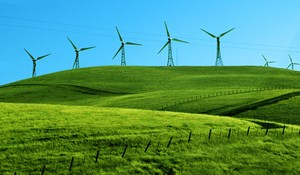 Renewable energy will increase to over 450 billion KWh by 2050