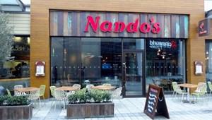 Nhà hàng Nando cải thiện khả năng quản lý năng lượng tại chỗ