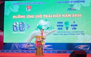 Quảng Ninh, Lào Cai, Hải Phòng hưởng ứng Giờ Trái đất 2016
