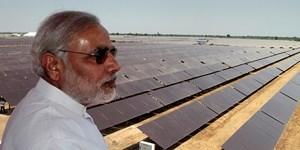 Năng lượng mặt trời - cứu tinh của Ấn Độ