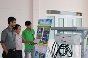 Enterprises Supported in Selection of Energy Efficiency Options