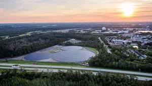 Resort của Walt Disney sử dụng năng lượng mặt trời