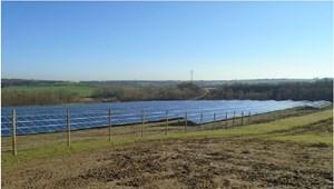 Anesco đẩy mạnh ứng dụng nguồn năng lượng mặt trời tại hạt Dearbyshire
