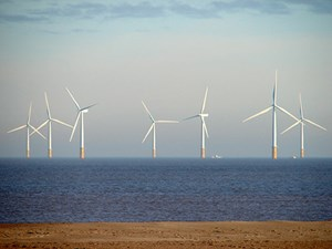 Germany aims to build wind energy reputation