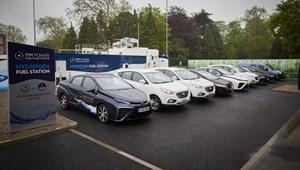 Chính phủ Anh cấp 2 triệu bảng cho xe ô tô chạy bằng nhiên liệu hydro