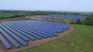 Nông trại năng lượng mặt trời cung cấp điện năng cho sân bay quốc tế Belfast