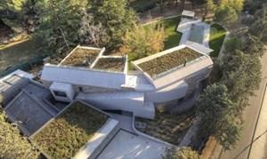 Tòa nhà cổ biến hóa thành ngôi nhà hiện đại tiết kiệm năng lượng
