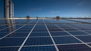 Năng lượng mặt trời giúp Northumbrian Water tiết kiệm 386.000 bảng Anh